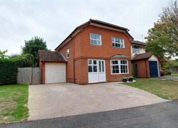 Thumbnail 4 bed detached house for sale in Catalina Close, Woodley, Reading, Berkshire