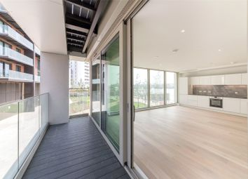 Thumbnail 1 bedroom flat for sale in Liner House, 16 Admiralty Avenue, Royal Wharf