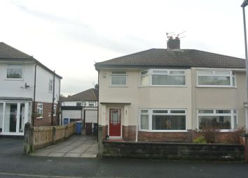 Thumbnail 3 bedroom semi-detached house for sale in Cypress Road, Huyton, Liverpool