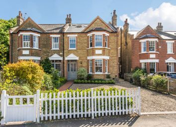 Thumbnail 5 bedroom semi-detached house for sale in Lambton Road, London