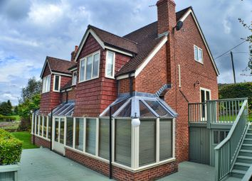Thumbnail 3 bed detached house for sale in Drumber Lane, Mow Cop