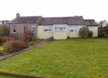 Thumbnail 3 bed semi-detached bungalow for sale in Burghmuir Road, Perth