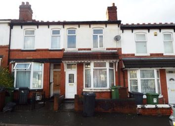 Thumbnail 3 bed terraced house for sale in Fowler Street, Wolverhampton, West Midlands