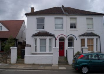 Thumbnail 2 bed flat for sale in Montem Road, New Malden