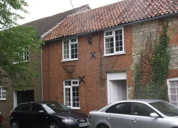Thumbnail 2 bed terraced house to rent in Lincoln Road, Fulbeck, Grantham