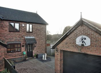 Thumbnail 3 bed semi-detached house for sale in The Bridles, Barrow-Upon-Humber