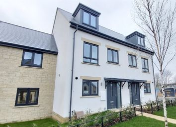 Thumbnail 3 bed terraced house for sale in Edgehill Close, Carterton