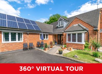 Thumbnail 5 bed detached bungalow for sale in Morton Lane, Walkwood, Redditch