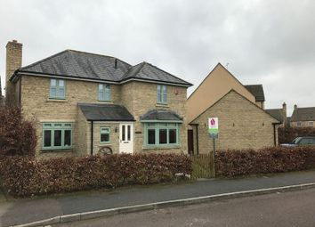 Thumbnail 4 bed property to rent in Century Close, Cirencester