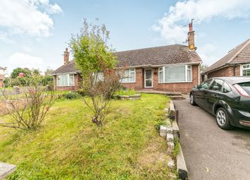 Thumbnail 2 bed semi-detached bungalow for sale in Parkeston Road, Dovercourt, Harwich