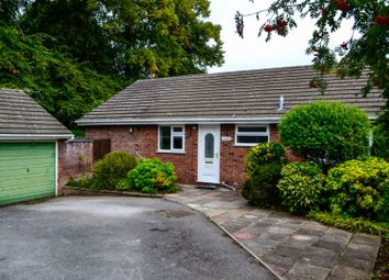 Thumbnail 3 bed detached bungalow for sale in Meadow Close, Northwich