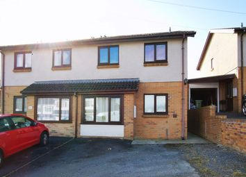 Thumbnail 3 bedroom semi-detached house to rent in Bryncastell, Bow Street