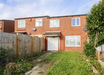 Thumbnail 3 bed terraced house for sale in Walbrook Avenue, Springfield, Milton Keynes, Bucks