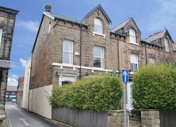 Thumbnail 5 bedroom terraced house for sale in Robert Street, Harrogate, North Yorkshire
