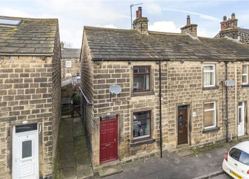 Thumbnail 2 bed end terrace house for sale in Peel Place, Burley In Wharfedale, Ilkley, West Yorkshire
