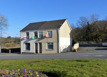 Thumbnail 3 bedroom semi-detached house for sale in Oak Villas, Bryncethin, Bridgend, Mid Glamorgan.
