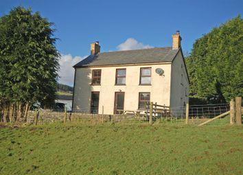 Thumbnail Farm for sale in Ponterwyd, Aberystwyth