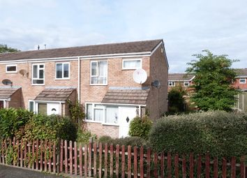 Thumbnail 3 bed end terrace house to rent in Cherington Close, Worcester