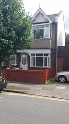 Thumbnail 3 bed end terrace house to rent in Sheringham Avenue, Manor Park