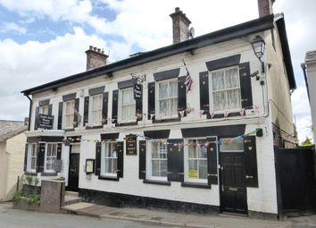 Thumbnail Pub/bar for sale in Church Street, Cheshire: Malpas