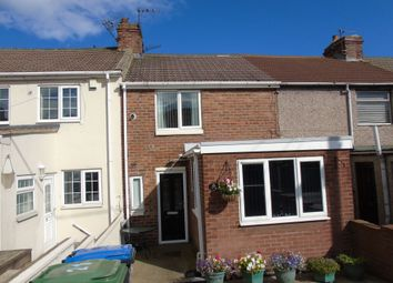 Thumbnail 2 bed terraced house for sale in Raby Avenue, Easington Village, Peterlee