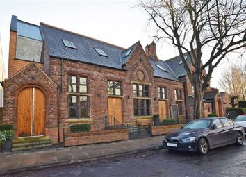 Thumbnail 4 bed terraced house for sale in St Clements Old School, Chorlton Green, Manchester