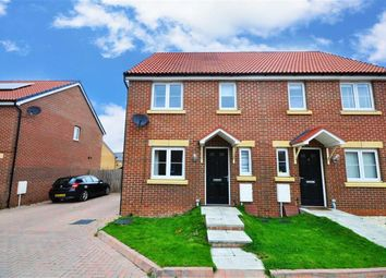 Thumbnail 3 bed semi-detached house for sale in Textile Drive, Brockworth, Gloucester