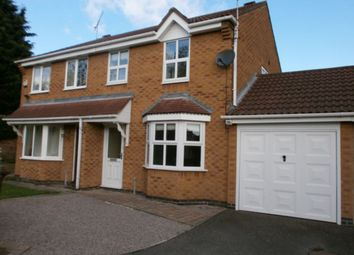 Thumbnail 3 bed semi-detached house to rent in Marigold Lane, Mountsorrel