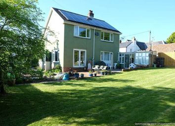 Thumbnail 4 bed detached house for sale in Bratton Fleming, Barnstaple
