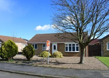 Thumbnail 2 bed detached bungalow for sale in Colster Way, Colsterworth, Grantham