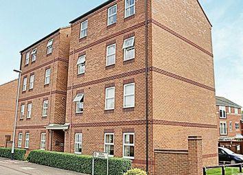 Thumbnail 2 bed flat to rent in Sherwood Street, Hucknall Nottingham