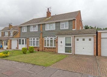 Thumbnail 3 bedroom semi-detached house for sale in Berkeley Court, Sittingbourne