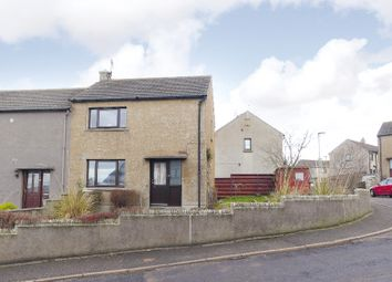 Thumbnail 2 bedroom end terrace house for sale in Mayfield Road, Thurso