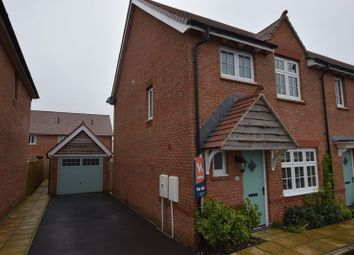 Thumbnail 3 bed end terrace house for sale in Park Grove, Holsworthy