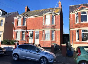 Thumbnail 3 bed semi-detached house for sale in Sunnyside Road, Weymouth