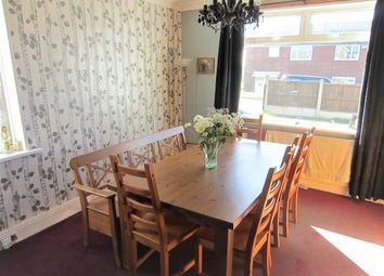 Thumbnail 3 bed semi-detached house for sale in Rother Crescent, Treeton, Rotherham