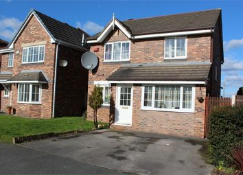 Thumbnail 4 bed detached house for sale in Hever Drive, Halewood Village, Liverpool, Merseyside