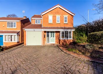 Thumbnail 4 bedroom detached house for sale in Waggon Place, Worcester