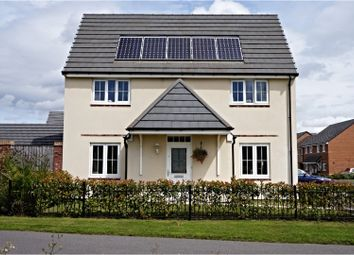 Thumbnail 3 bed detached house to rent in Rowsley Drive, Rotherham