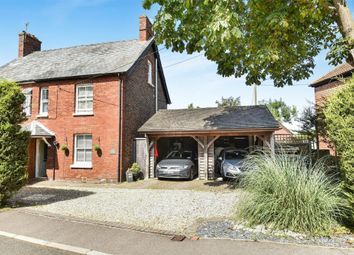 Thumbnail 4 bed semi-detached house for sale in Mount Pleasant Road, Lindford, Hampshire