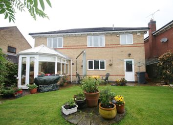 Thumbnail 5 bed detached house for sale in Hawley Close, Hugglescote, Coalville