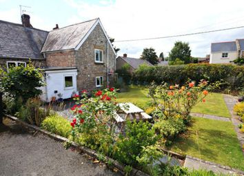 Thumbnail 3 bedroom cottage for sale in Church Lane, Gwernaffield