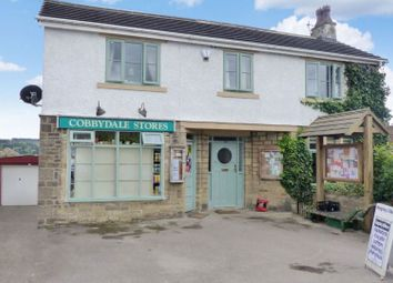 Thumbnail Retail premises for sale in Howden Road, Silsden, Keighley, West Yorkshire
