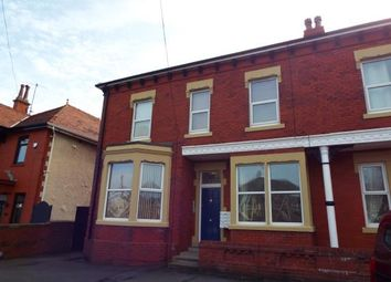 Thumbnail 1 bed flat for sale in Newton Court, 91-93 Newton Drive, Blackpool, Lancashire