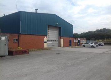 Thumbnail Light industrial to let in Centre 21 Industrial Estate, Bridge Lane, Woolston, Warrington