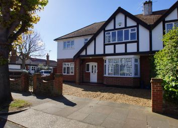 Thumbnail 4 bed semi-detached house for sale in St. Andrews Road, Shoeburyness, Thorpedene Estate