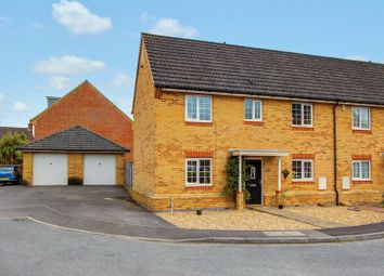 4 bed semi-detached house for sale in Knights Grove, North Baddesley, Hampshire SO52