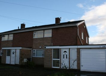 Thumbnail 2 bed flat to rent in Church Road, Codsall, Wolverhampton