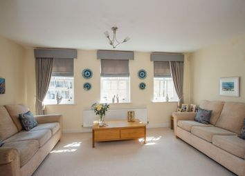 Thumbnail 3 bed town house for sale in Old School Court, Wharf Road, Stamford