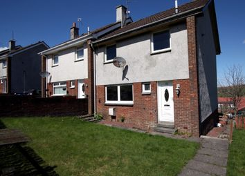Thumbnail 3 bed semi-detached house for sale in Dalhanna Drive, New Cumnock, Cumnock